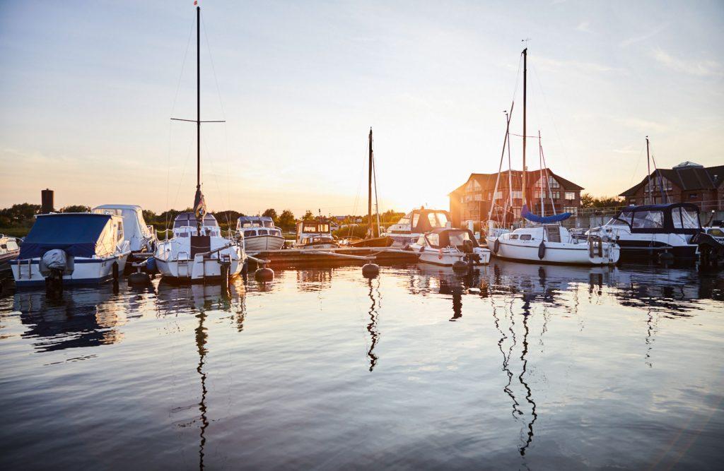 Erwerb einer Marina mit Wohnanlage in Hohen Wieschendorf an der Ostseeküste